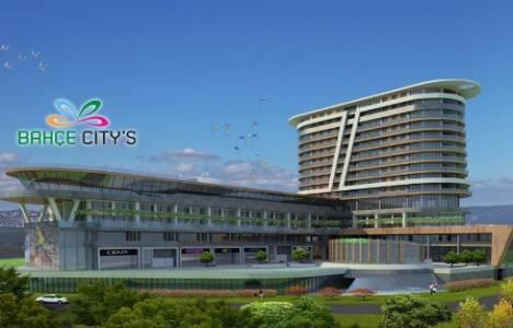 Bahçe City's projesi Bahçeşehir'de yükseliyor!
