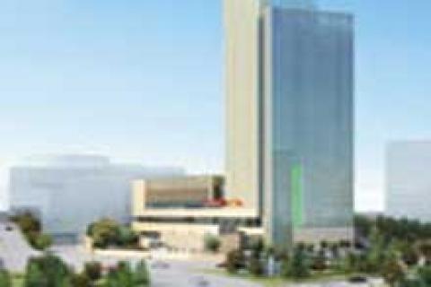 Özdoğanlar Ankara'nın en pahalı otelinin temelini attı