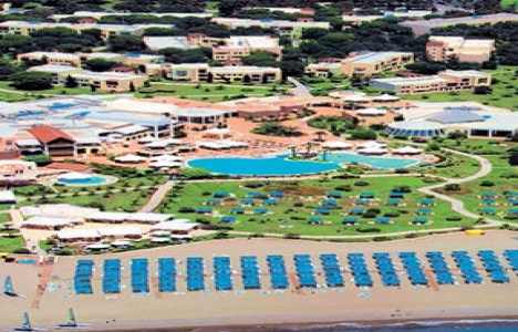 Kaya Holding, 150 milyon dolara lüks otel yapacak!