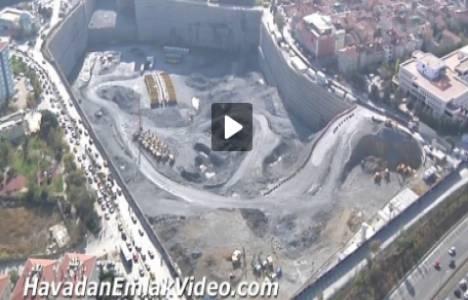 Emaar Boulevardi projesinin havadan videosu!