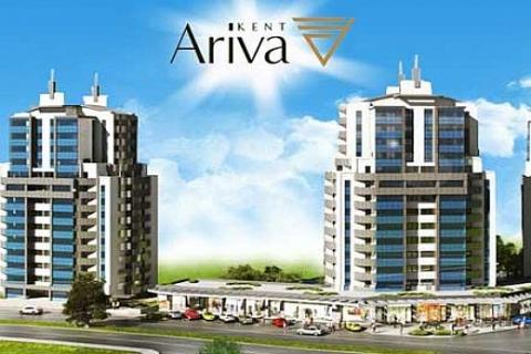 Kent Ariva Başakşehir'de metrekaresi 10 bin TL'ye cadde mağaza!