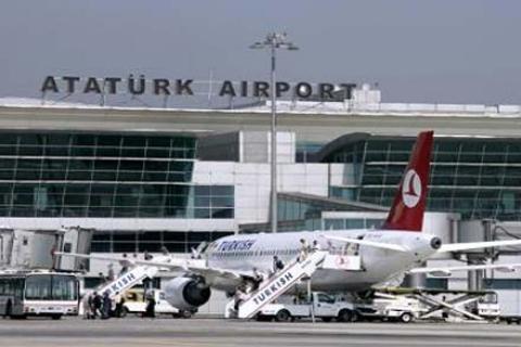 Atatürk Havalimanı, helal sıralamasında 3. oldu!