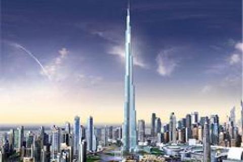 Burj Dubai, 4 Ocak 2010'da açılacak
