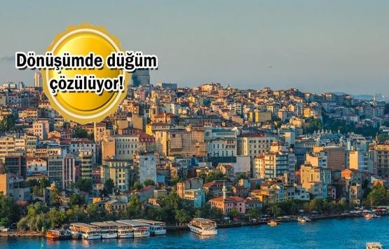 İstanbul'da kentsel dönüşüm çalışmaları hız kesmiyor!