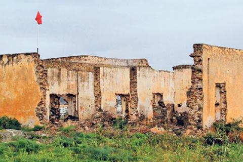 Tarihi Kadı Kalesi
