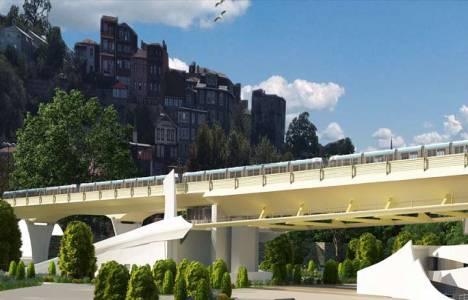 Haliç Geçiş Köprüsü, 3 Mart'ta tamamlanacak!