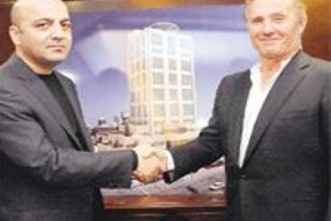 Palmali Holding'den İstanbul'a