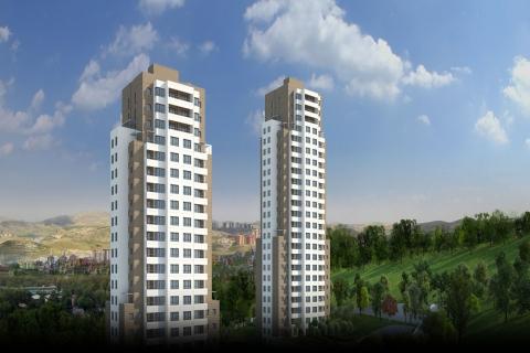 Nurol Evleri Bahçeşehir'de fiyatlar güncellendi! 270 bin TL'ye!