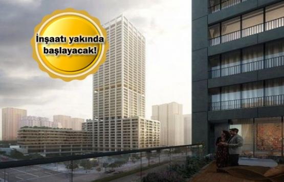 Ataşehir Modern projesinde düğmeye basıldı!