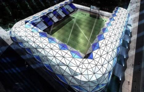 Alsancak Stadı'nın yer