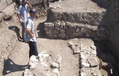 Kyzikos Antik Kenti'ndeki kazıların bu yılki bölümü tamamlandı!