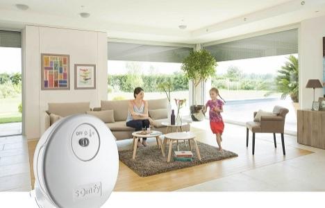 Somfy ile evinizde enerji tasarrufu sağlayın!