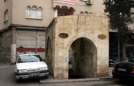 Kilis'teki tarihi çeşmeler bakım ve onarım bekliyor!