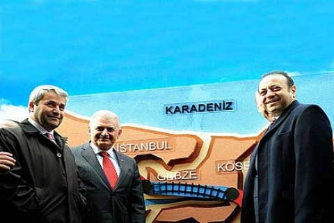Ankara-İstanbul YHT Projesi 2013'te tamamlanacak!