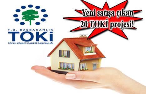 Yeni satışa çıkan TOKİ Evleri 2013!