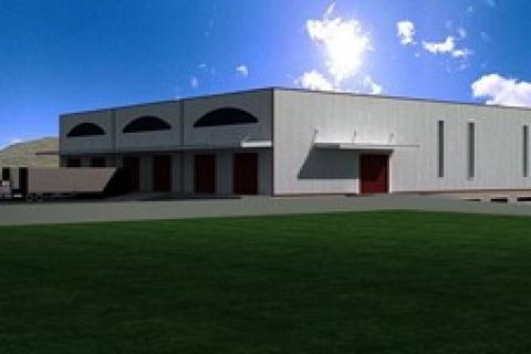 Denizli'de icradan 6 milyon 599 bin TL'ye satılık fabrika binası!