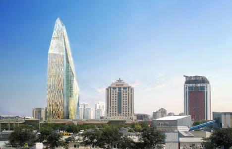 Rönesans Tower Ataşehir'de 40 katlı olarak inşa ediliyor!