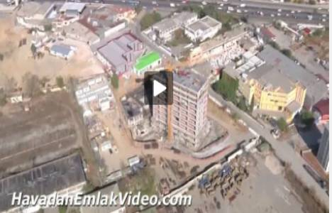 Kartal Mai Residence projesinin havadan videosu!