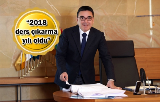 Tamer Özyurt: 2019'da öz kaynağını kullananşirketler kazanacak!