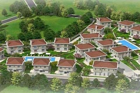 Alsera Sitesi'nde 550 bin dolara 4+2! Son 3 villa!