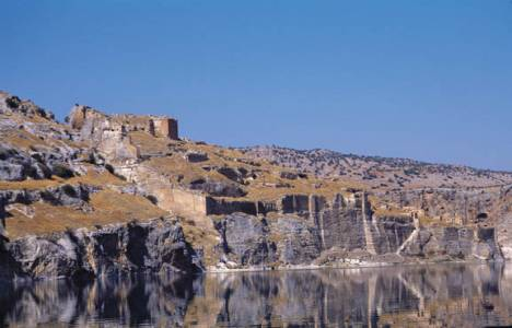 Karkamış Antik Kenti'ndeki