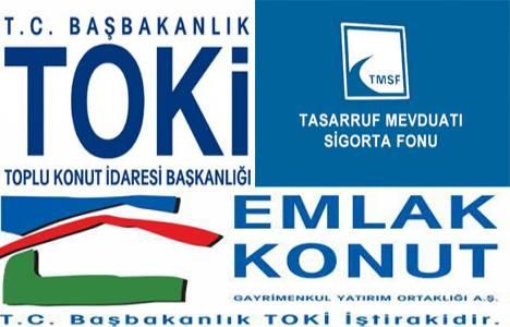 TOKİ ile TMSF Bursa Osmangazi ihalesi protokol taslağına başladı!