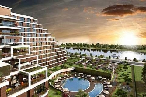 İstanbul Suites Sitesi'nde 24 ay 0 faizle! 141 bin 900 liraya!