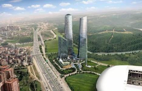 Sky Land İstanbul 'da 467 bin TL'ye 1+1 daire!