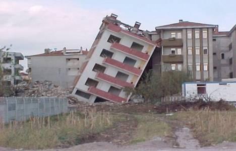 Deprem binaları nasıl