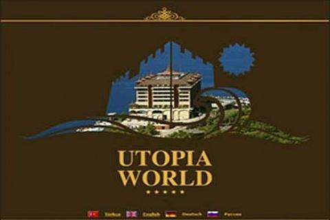 Utopya Turizm İnşaat, 2011'de 472 bin 940 lira gelir elde etti!