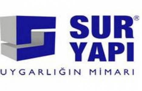 Sur Yapı Çekmeköy Evleri 'nde lansman özel yüzde 10 indirim!