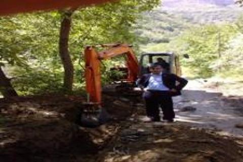 Derebağ Şelalesi turizme kazandırılacak