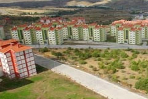 TOKİ, K.Maraş'a Fatih Mahallesi'ne 396 konut yaptıracak