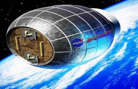 NASA uzaya otel