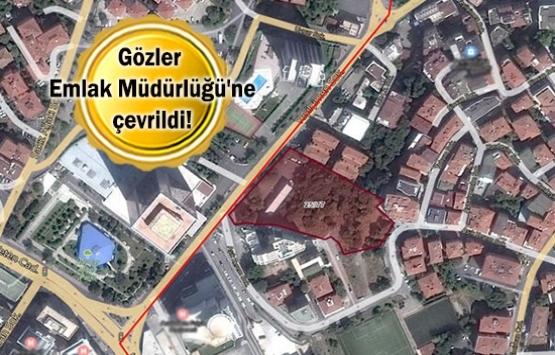 İBB'nin Beşiktaş'taki arsasına alıcı çıkmadı!