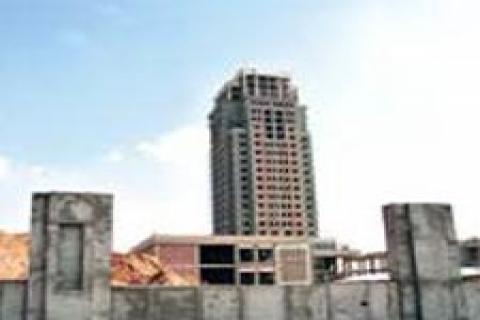 Türk inşaat firmaları Erbil'e akın etti