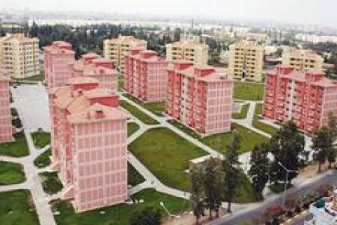 TOKİ Bursa'da bin