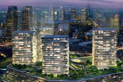 Zorlu Center Projesi nerede Metrekaresi 9 bin 500 dolara!