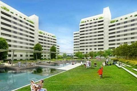 Spradon Bahçeşehir'de yüzde 13 indirimle! 140 bin liraya!
