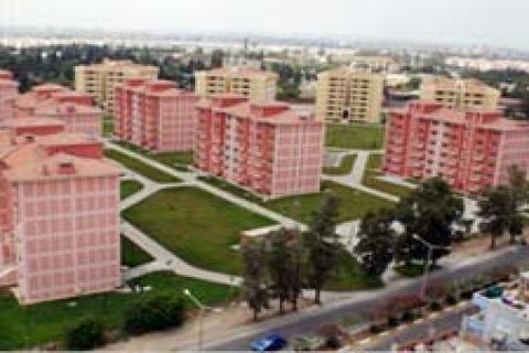TOKİ, Tunceli Mazgirt'te