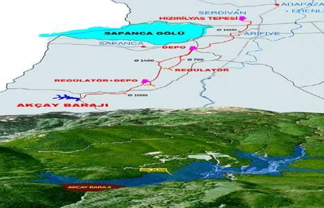 Akçay Barajı ve HES için imzalar atılıyor!