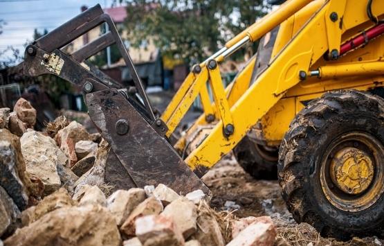 Bursa Yıldırım'da riskli binalar yıkılıyor!