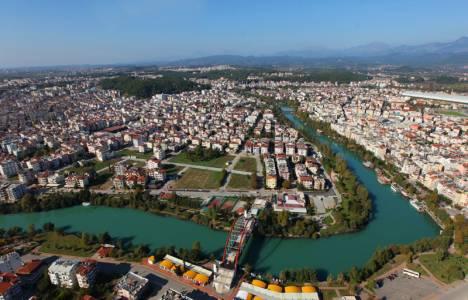 Manavgat'ta 2 milyon 97 bin liraya arsa satılıyor!