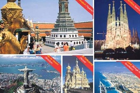 İstanbul'un 4 kıtada