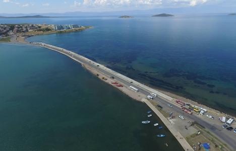 Cunda Köprüsü bu yıl açılıyor!