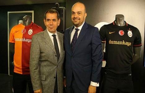 Galatasaray Başkanı: Elimizdeki