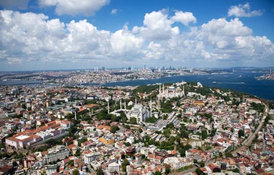 2018 Mayıs'ta İstanbul'da