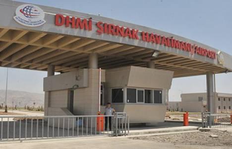 Şırnak Havalimanı'nın ismi