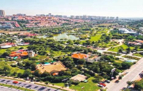 Bahçeşehir Gölet Alanı'ndaki