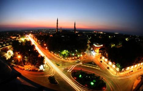 Edirne'de 2 adet